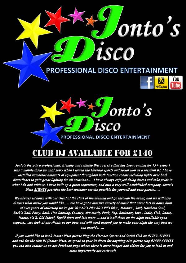 Jontos Disco